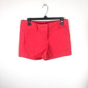 ANN TAYLOR signature shorts pink / coral EUC